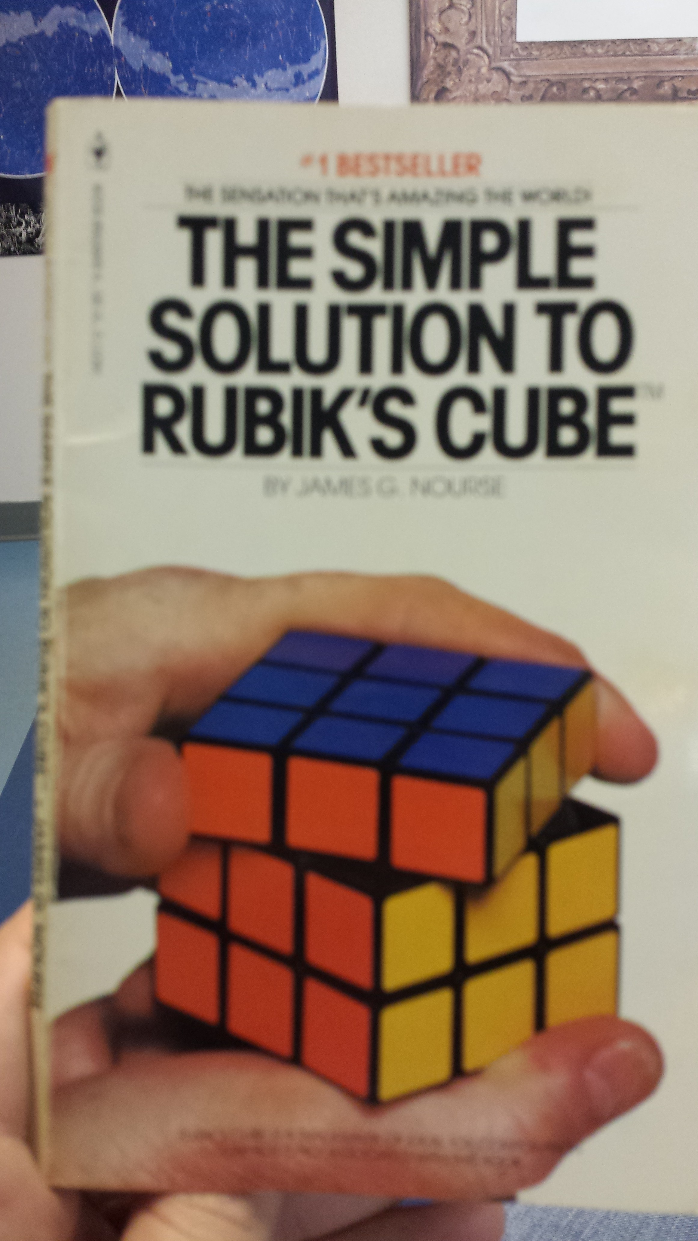 Rubik's Cube – My First Time Challenge – The Solstice Blog