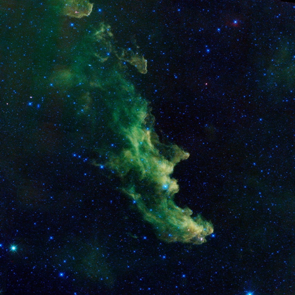 Yes it's a nebula